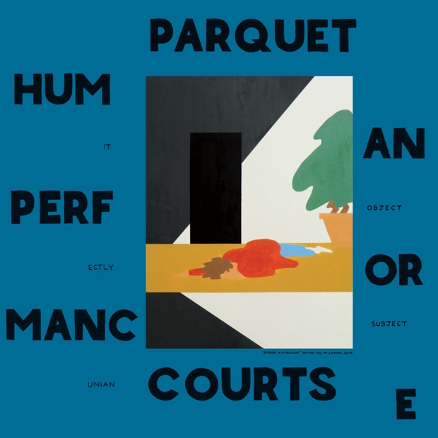 Bilderesultat for parquet courts human performance