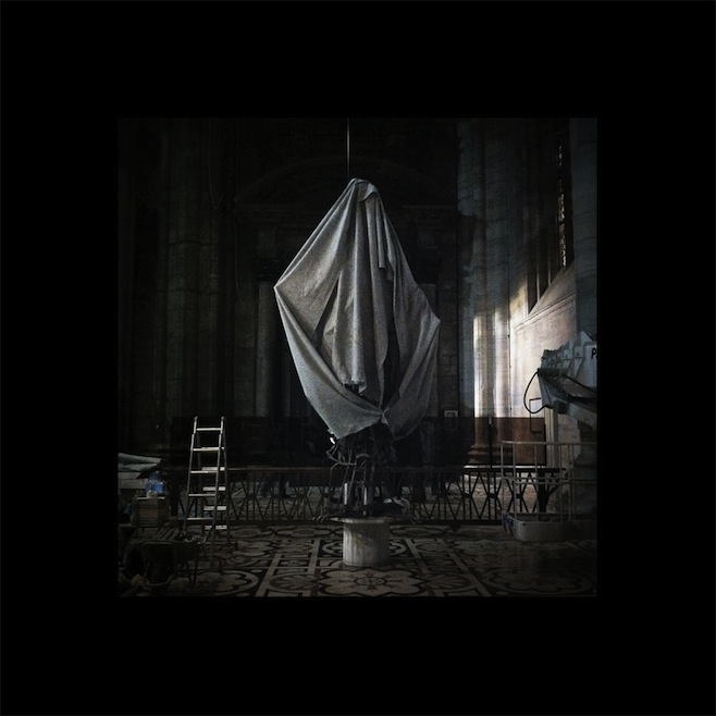 Tim Hecker's 2013 release, Virgins