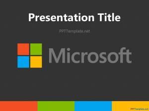 Free Microsoft PPT Template