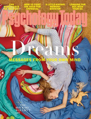January 2021 magazine cover