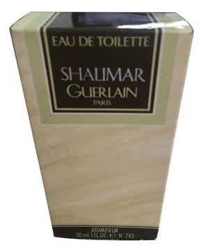 Guerlain Shalimar 743 женские винтажные духи и раритетная ...