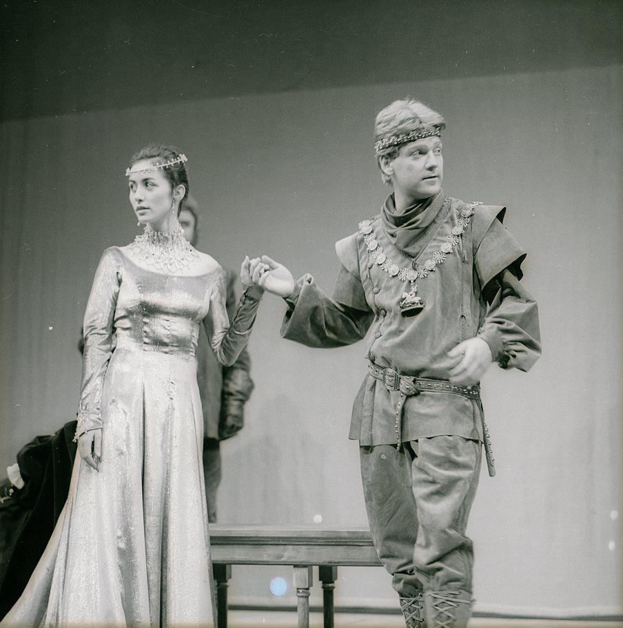 Adrian Noble 1984 Production | Henry V | Royal Shakespeare ...