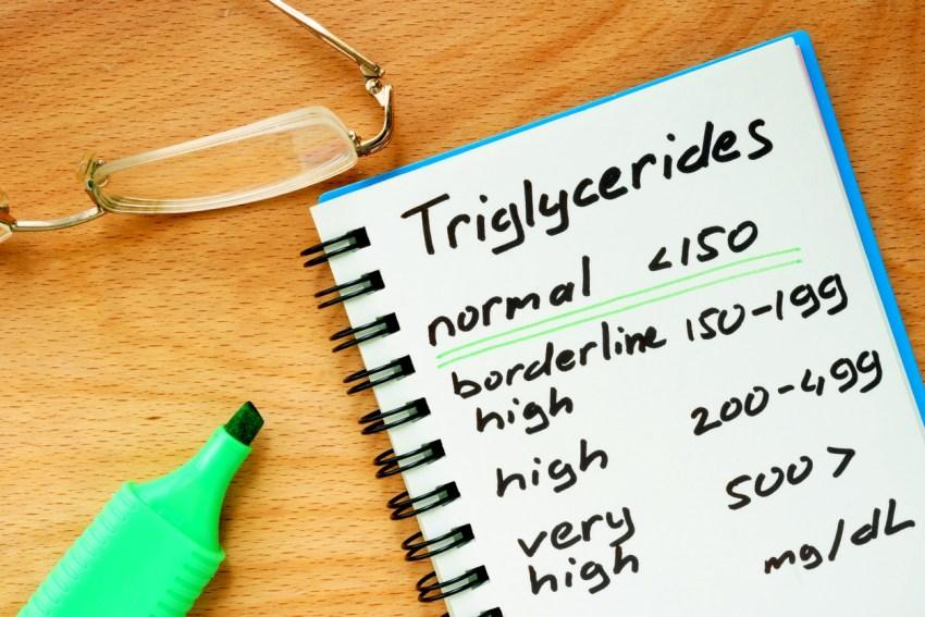 Diferencias entre colesterol y triglicéridos