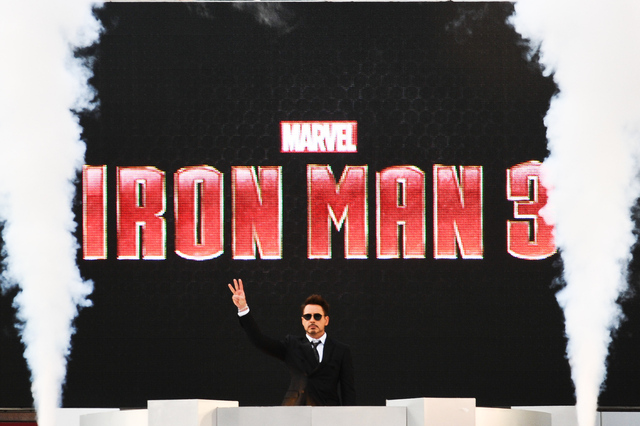 robert downey jr iron man (Featureflash / Shutterstock.com)