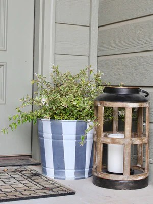 FLower pot 2048x - DIY Zinc Flower Pot