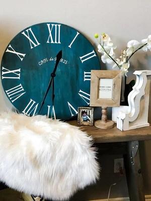 Roman Numeral Clock 1 a8a1c6a2 e763 4168 9b6f fa9121b90d7c 2048x - Roman Numeral Clock Tutorial