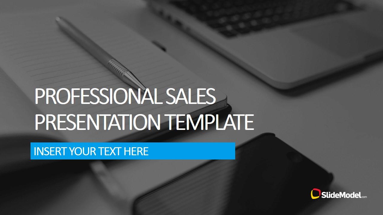 Sales Pitch Presentation Template Slidemodel