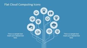 Creative Cloud Computing Tree Diagram  SlideModel