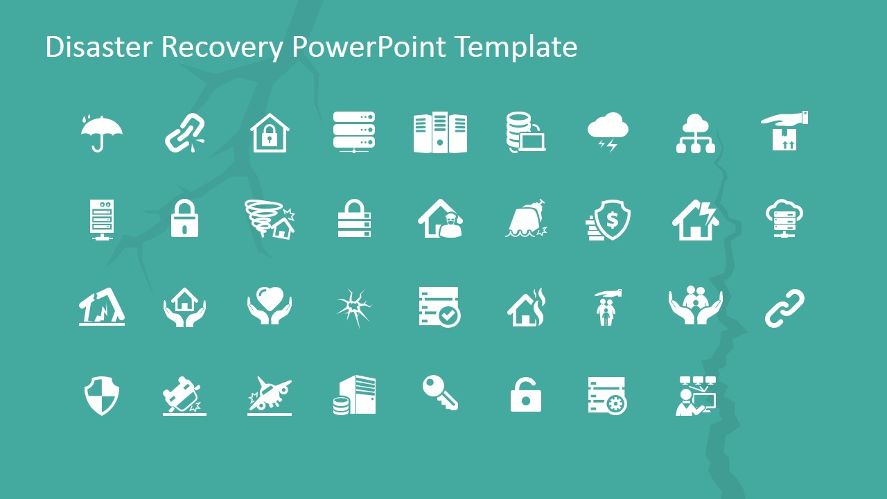 Disaster Recovery Powerpoint Template Slidemodel