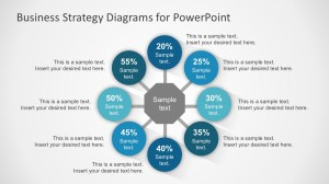 Free Business Strategy Diagram PowerPoint  SlideModel