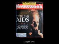 Newsweek Cover August 1992