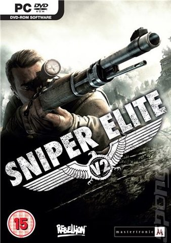 Sniper Elite V2 PC   - Sniper V2 Elite Black.Box