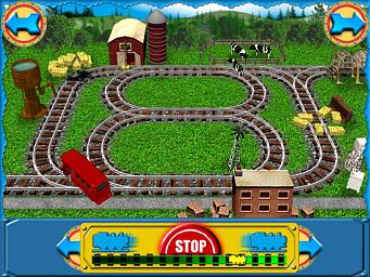 Screens Thomas And Friends Building The New Line PC