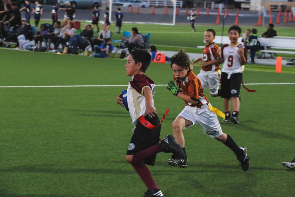 Friday Night Lights Flag Football Corona