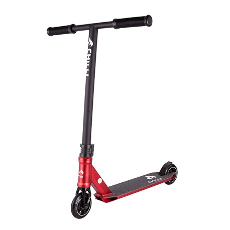 Chilli Scooter Complete Pro 3000 Red/Black 2020 - 26051