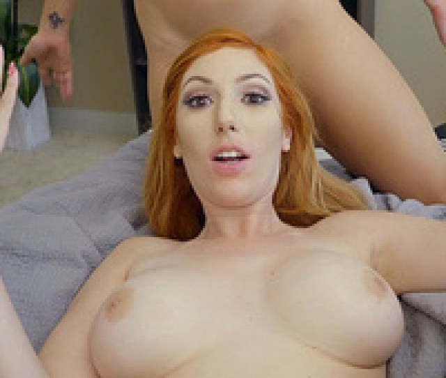 Stepson Pov Creampie Mom Lauren Phillips And Threesome With Stepsister Lilly Hall
