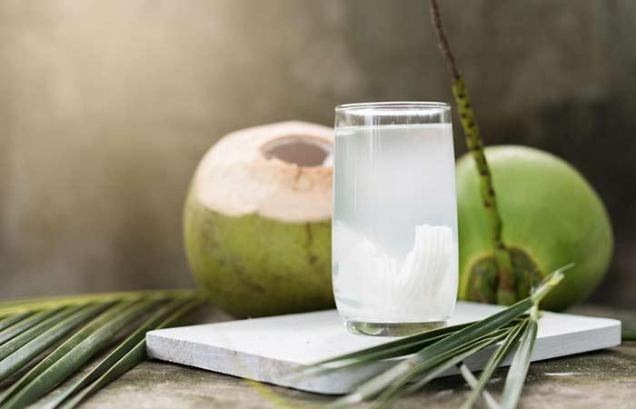 Coconut-Water-Hair-Rinse
