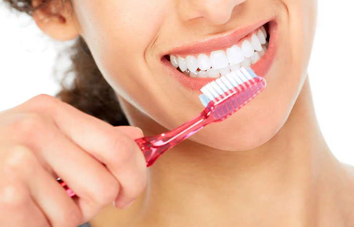 1. Lip Balm And Tooth Brush Combo To Make Your Lips Soft And Pink