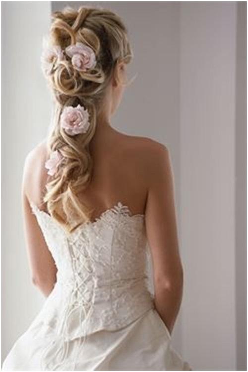 curls & flowers