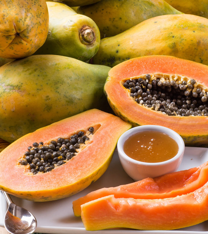 Image result for papaya and raw milk for face