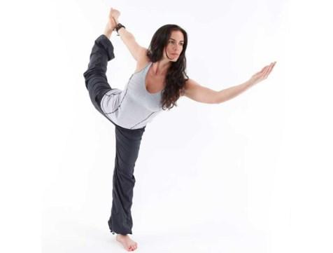 graceful body for yoga