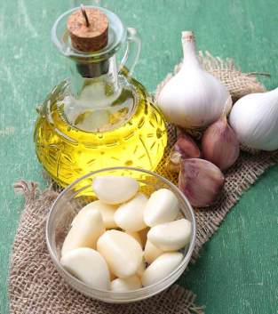 Image result for garlic skin lightening