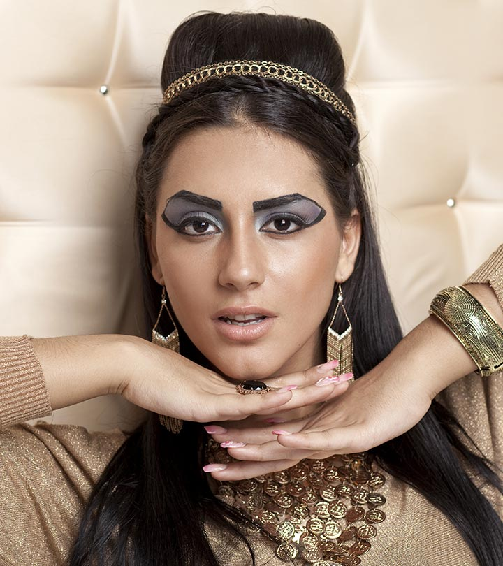Egyptian Beauty Secrets Along With Makeup And Fitness Tips