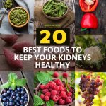 20 best foods for a healthy kidney20 best foods to keep your kidneys healthy