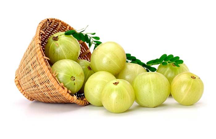 Gooseberry(Amla) for vaginal odor