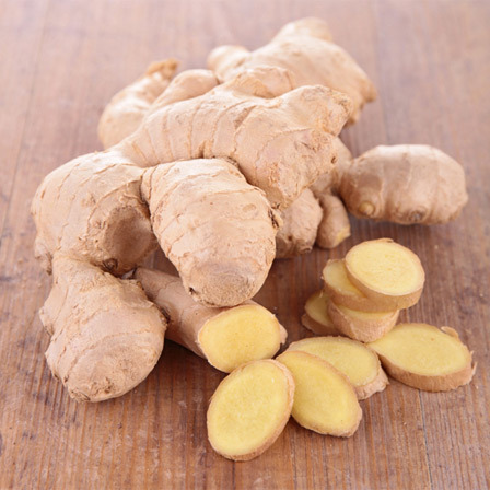 Herbs To Cure Arthritis - Ginger