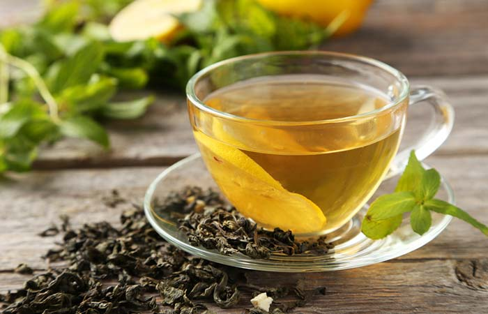 How To Stop Post Nasal Drip - Green Tea