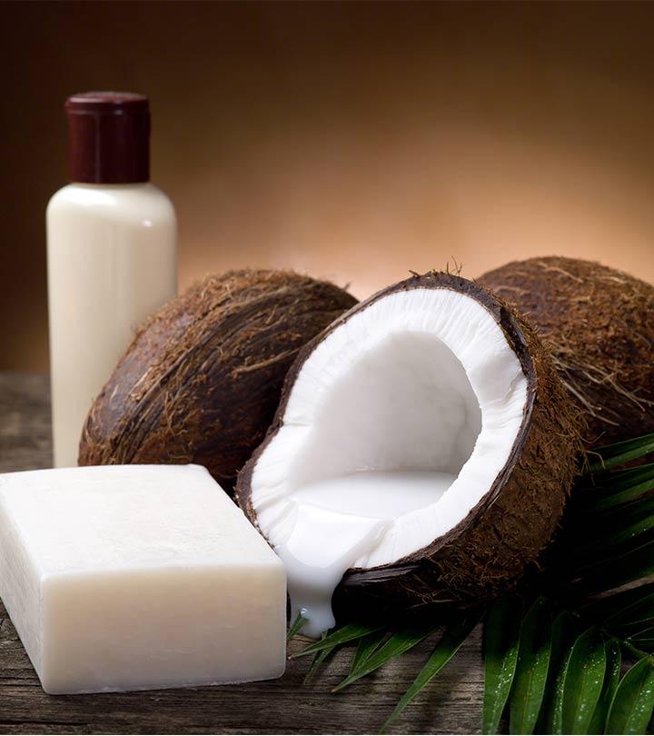 TOP 10 voordelen van kokosnoot zeep