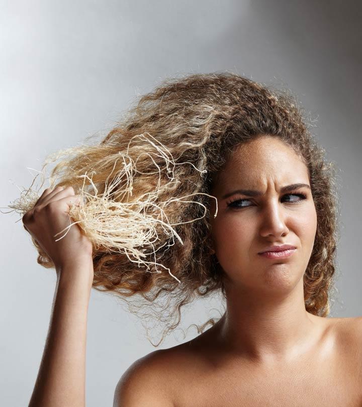 Image result for केसांचे टेक्चर खराब
