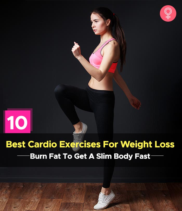 Cardio Workouts That Burn Fat: Best Cardio Workout To Burn Fat Fast