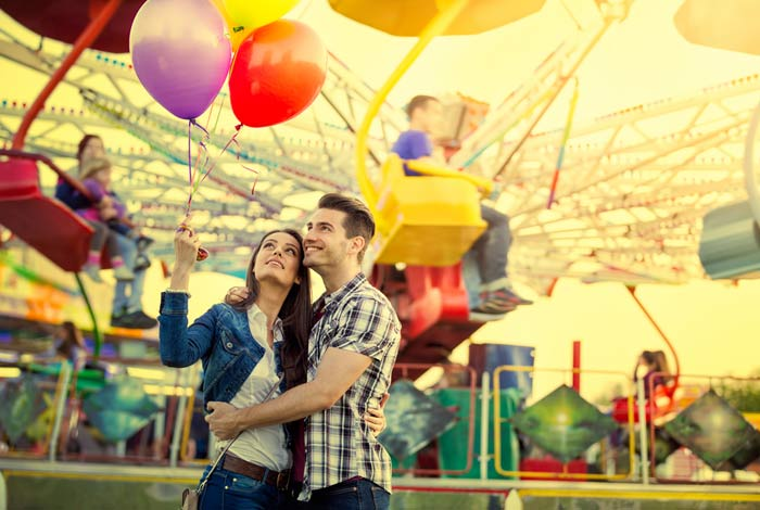 The Amusement Park  12 Cute Things To Do With Your Date The Amusement Park