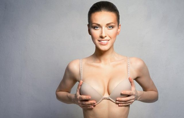 15.For Firmer, Perkier Breasts
