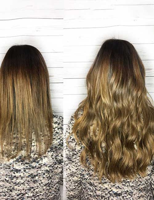 HAAR-MAKE-OVER TIPS