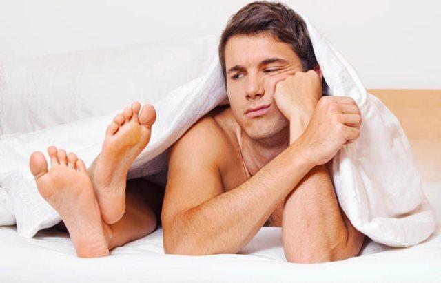 2. Lack Of Sexual Desire
