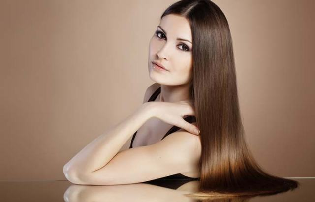 2. Long Hair Without Layers Or Bounce