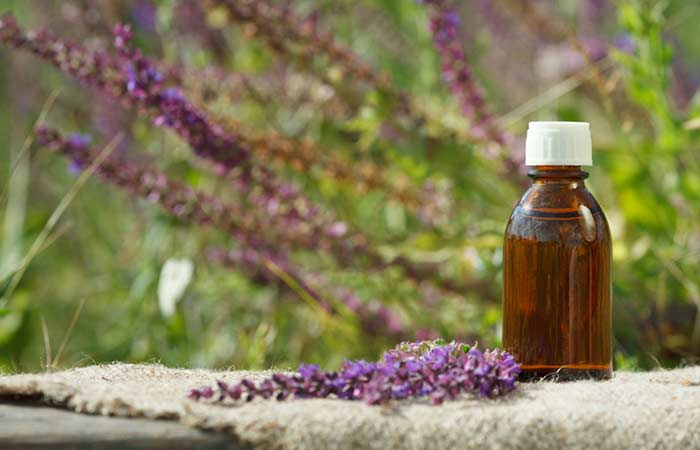 1. Clary Sage Oil