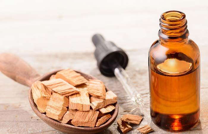 8. Sandalwood Oil