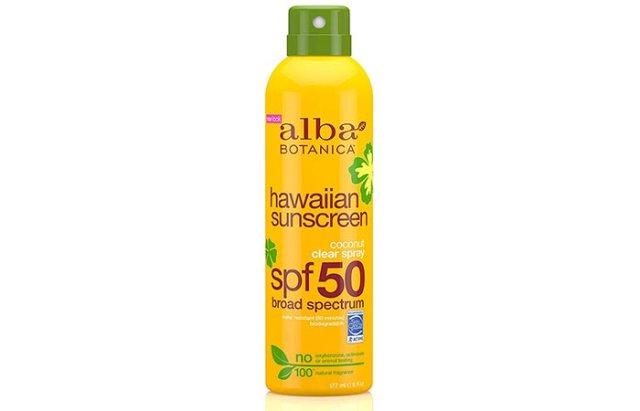 Alba Botanica Hawaiian Sunscreen