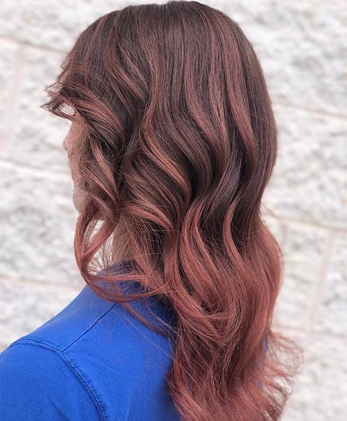Red Rose Brown