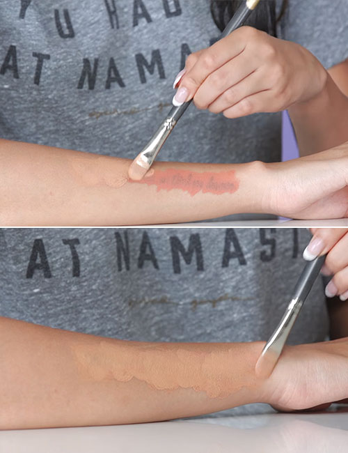 De Beste Make-Up Voor Tatoeages Hoe Een Tatoeage Met Make-Up Te Bedekken