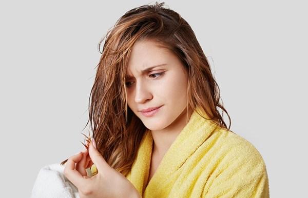 Hair Drying Test