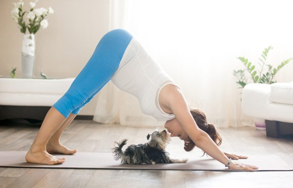 Get Natural Face Lifts With Yoga