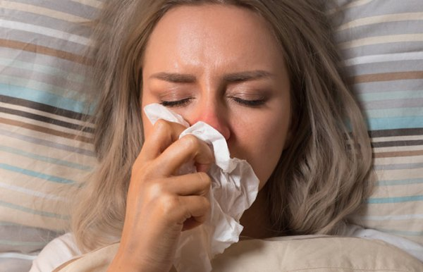 It Can Relieve A Stuffy Nose
