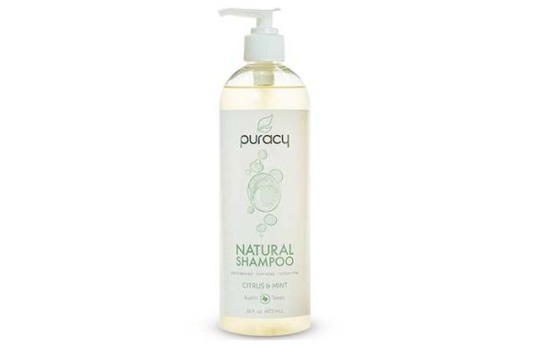 Puracy Natural Shampoo – Citrus & Mint