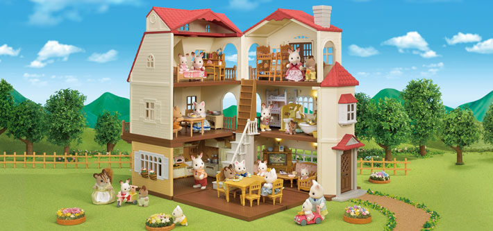 HOUSES Amp FURNITURE Calico Critters