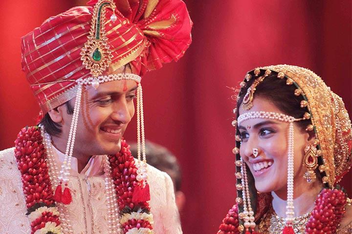 The Genelia Ritesh Deshmukh Marriage Gradual And True